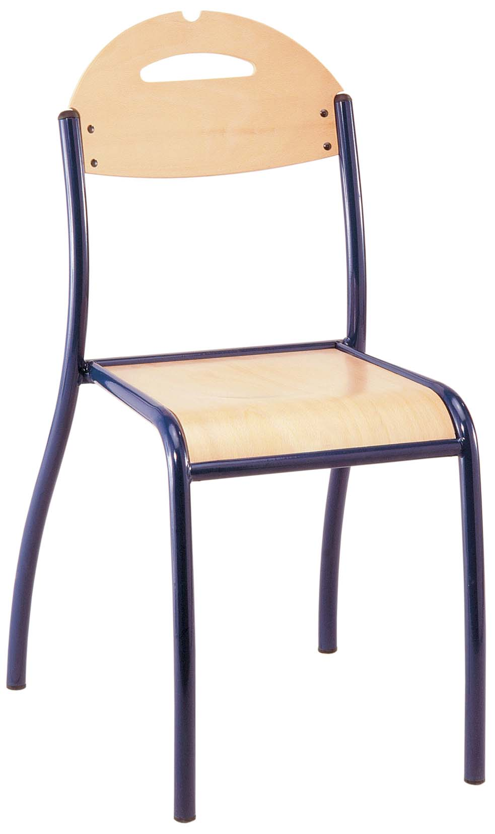 chaise 4 pieds yan mobilier goz. Black Bedroom Furniture Sets. Home Design Ideas