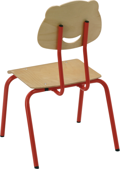 Chaise maternelle CENDRINE - photo 2