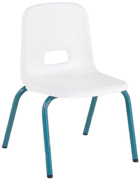 Chaise maternelle coque POLY