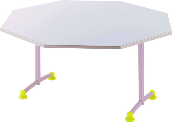 Table maternelle MANU fixe - photo 2