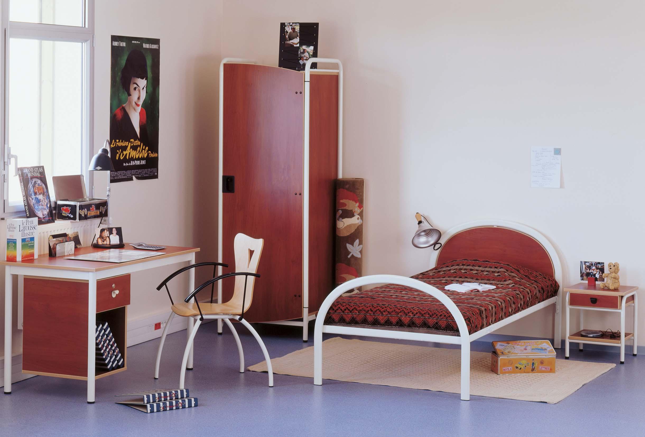 h bergement mobilier de collectivit s mobilier goz. Black Bedroom Furniture Sets. Home Design Ideas
