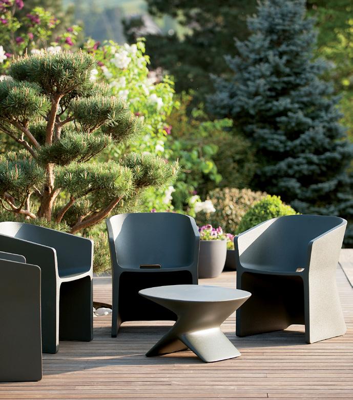 Mobilier ext rieur designer 39 s chair mobilier goz for Mobilier exterieur design