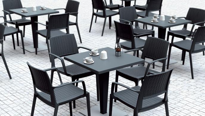 mobilier ext rieur fantastik plastique mobilier goz. Black Bedroom Furniture Sets. Home Design Ideas