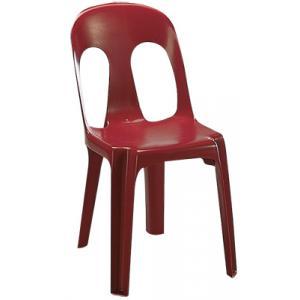 chaise monobloc sirtaki mobilier goz. Black Bedroom Furniture Sets. Home Design Ideas