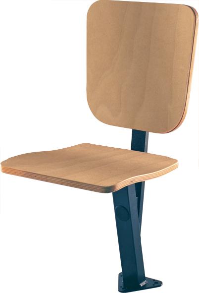 Si ge rabattable strap mobilier goz - Chaise bebe a fixer sur la table ...