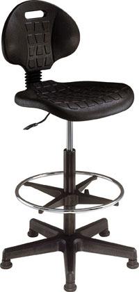 Chaise dessinateur r glable mobilier goz - Chaise de dessinateur ...
