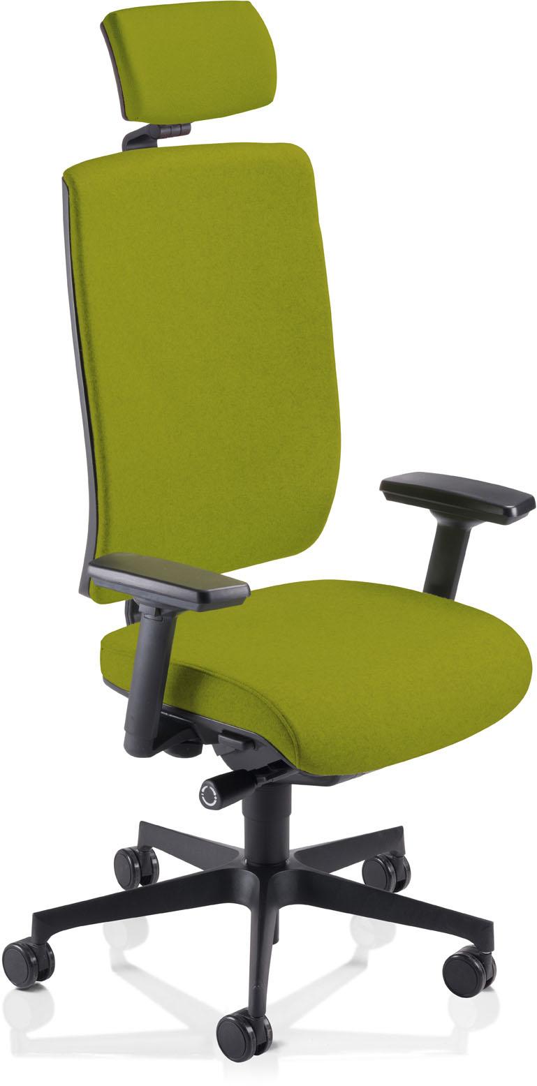 si ge ergonomique coach r sille mobilier goz. Black Bedroom Furniture Sets. Home Design Ideas