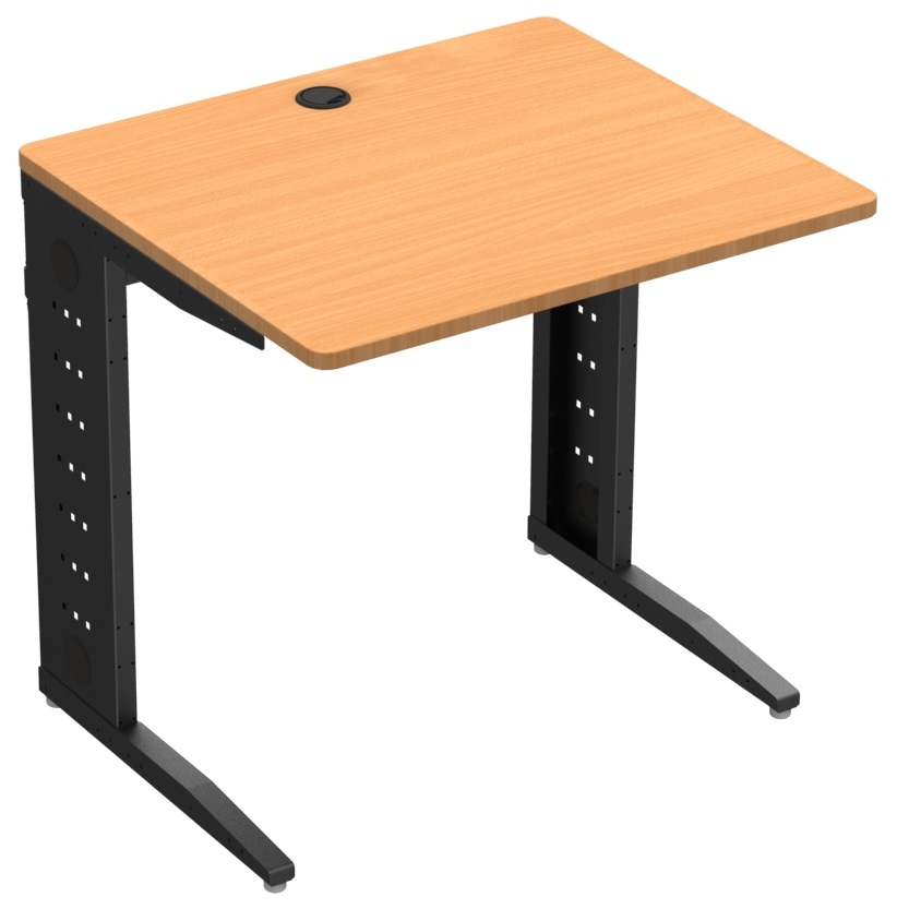 Table informatique Ecran Posé