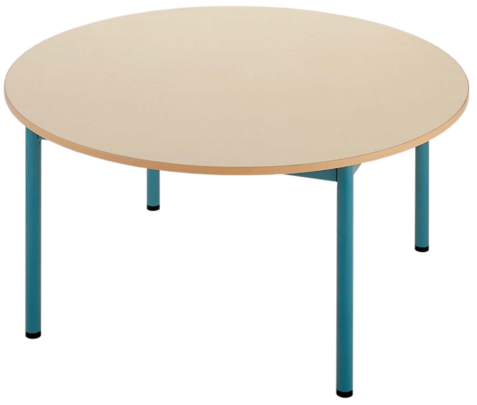 Table maternelle fixe Ronde