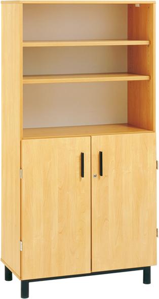 armoire biblioth que mobilier goz. Black Bedroom Furniture Sets. Home Design Ideas